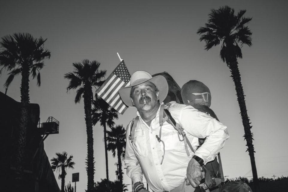 kowboj-pismo-palmy-wakacje-ameryka-usa-grygoruk-fotografia