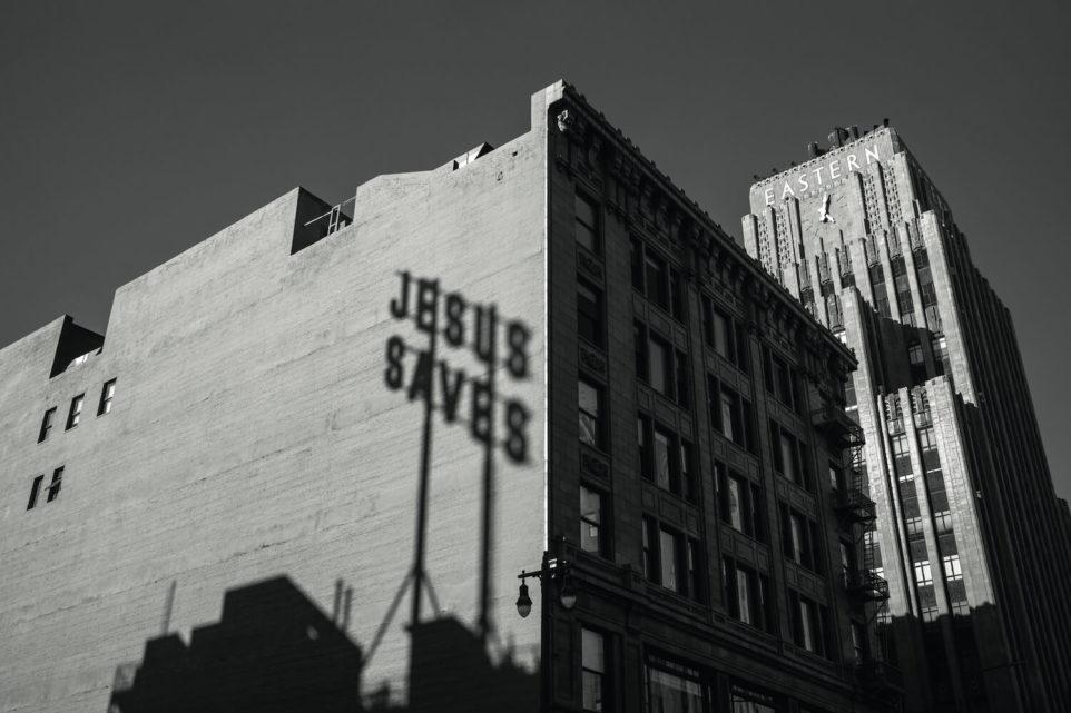 usa-bank-jezus-blok-ameryka-zdjecie-pismo