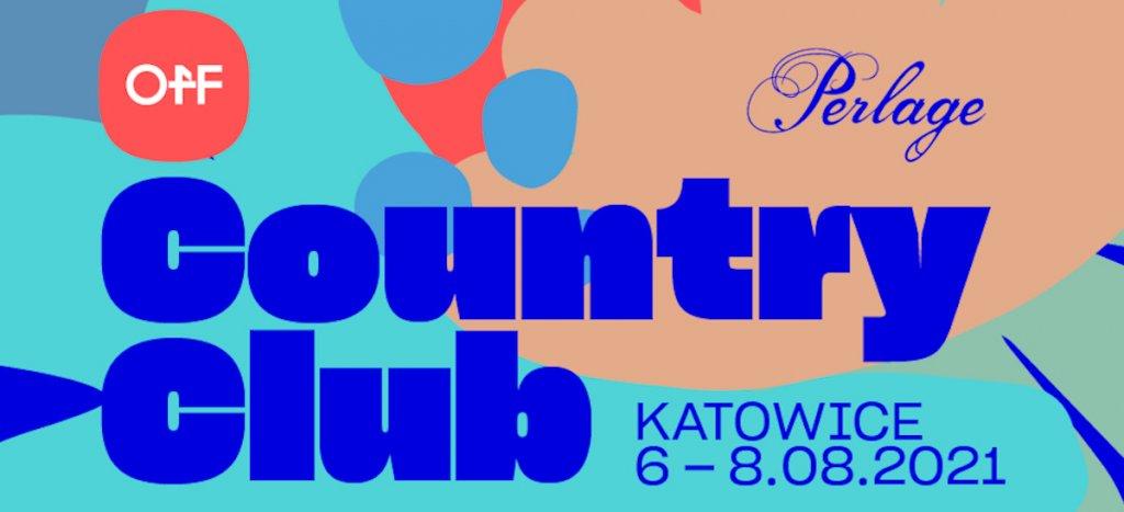 Plakat festiwalu OFF country club
