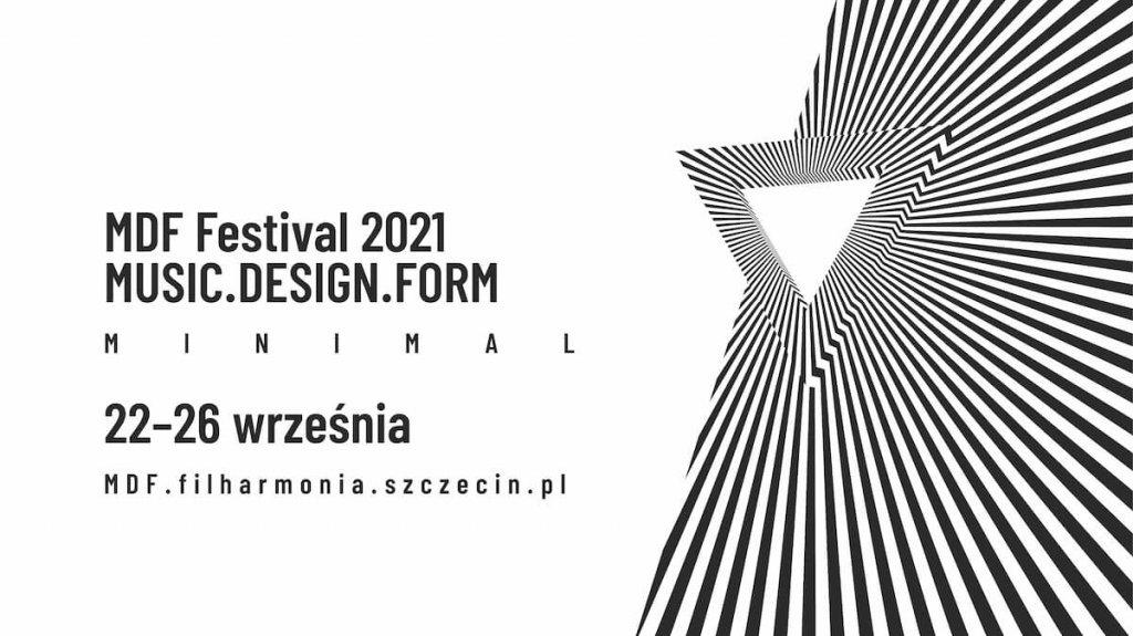 Plakat MDF Fesitvalu 2021.