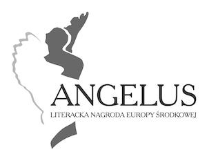 Logo literackiej nagrody europy środkowej Angelus.