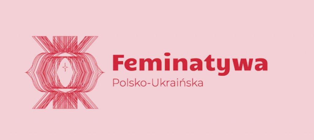 Plakat Feminatywy Polsko-Ukraińskiej.