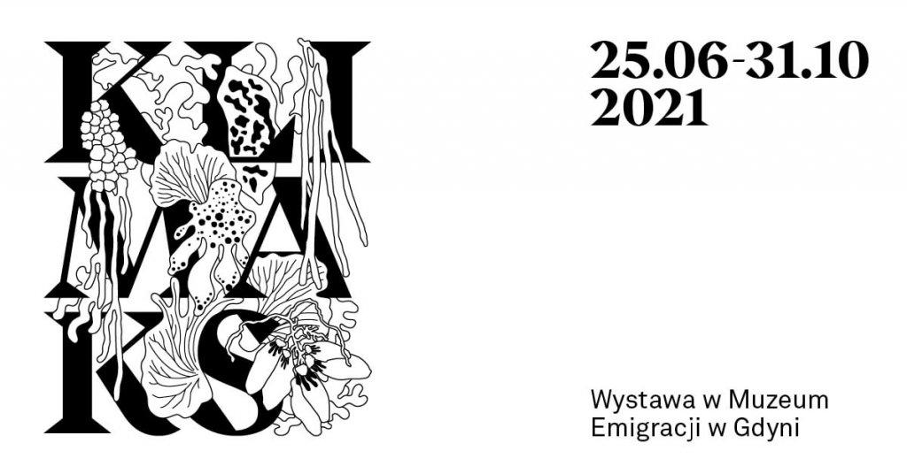 Plakat wystawy w Muzeum Emigracji w Gdyni.