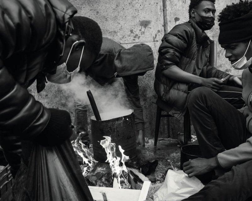 Karol-Grygoruk-Rats-pismo-migranci-sudan-poludniowy-francja-posilek