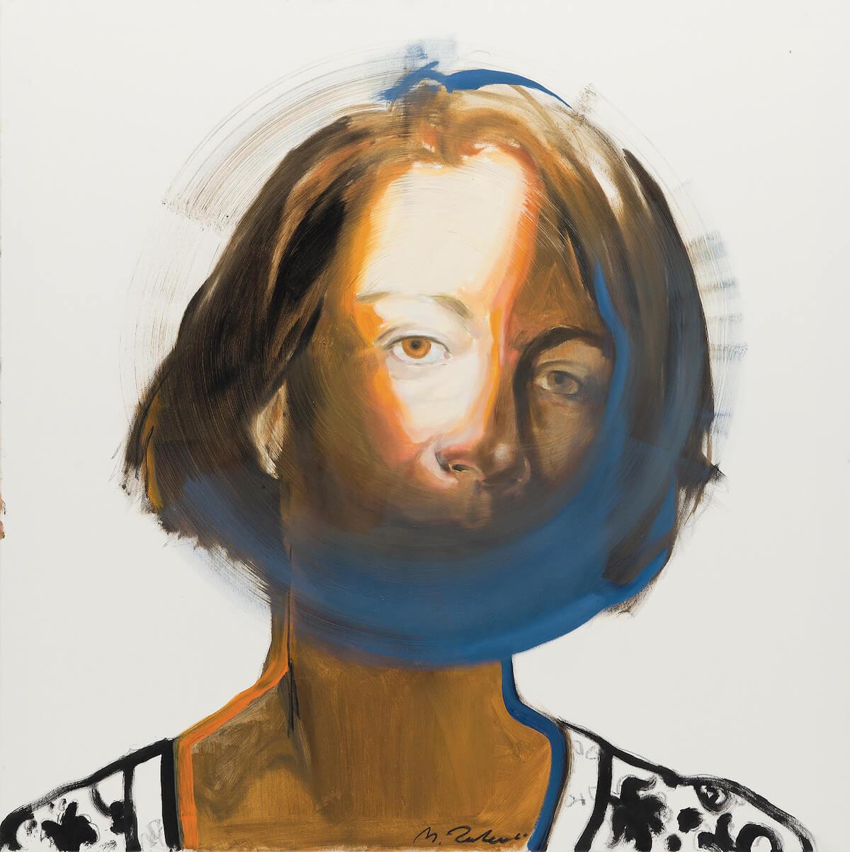 Portret Mai Ostaszewskiej.
